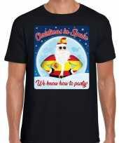Fout spanje kerstrui christmas in spain zwart voor man